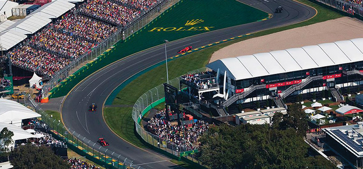 BREAKING NEWS – Australian Virtual Grand Prix at 8pm GMT.