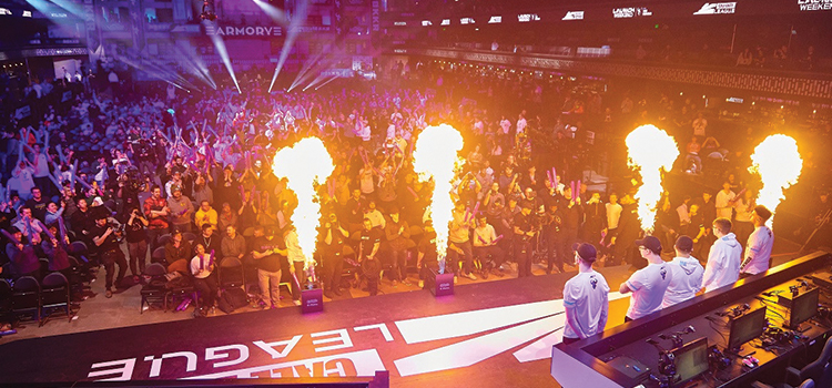 Nevada make betting possible for Call of Duty League 2020