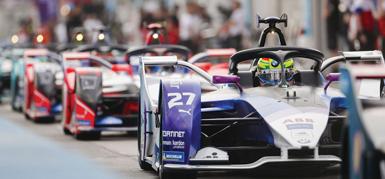 FOX Sports to cover the Formula E Race at Home Challenge