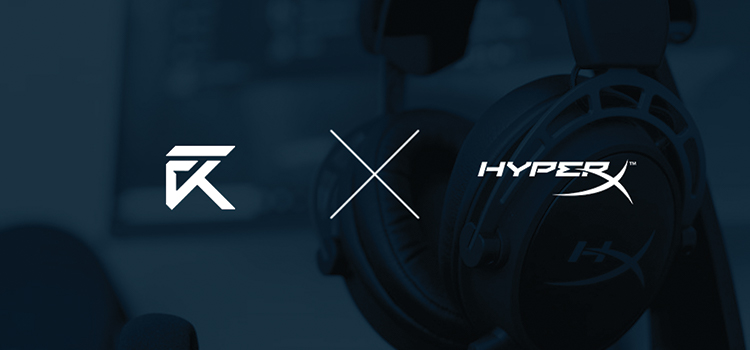 Excel eSports to extend partnership with HyperX.