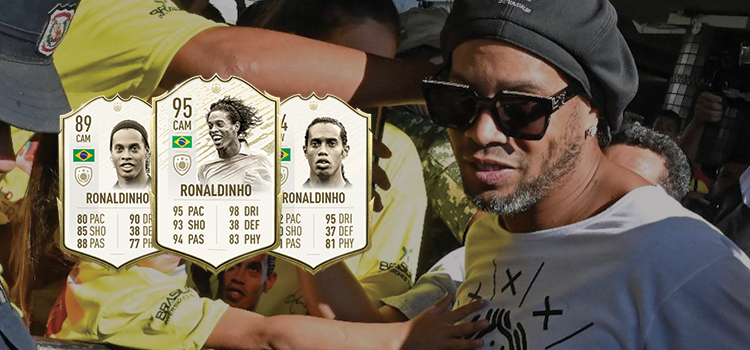 BREAKING NEWS – Is Ronaldinho facing removal from FIFA 20 following his release from a Paraguay prison?
