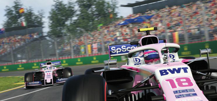 Leclerc storms to victory in Virtual Grand Prix