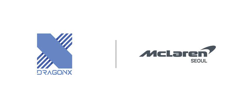 Dragon X secure McLaren Seoul partnership