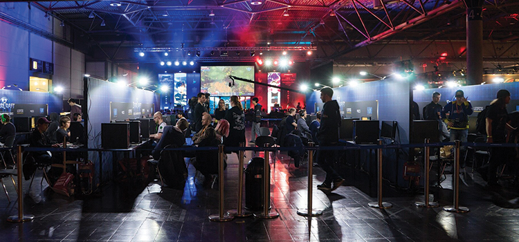 Nevada approve betting on DreamHack Masters Spring
