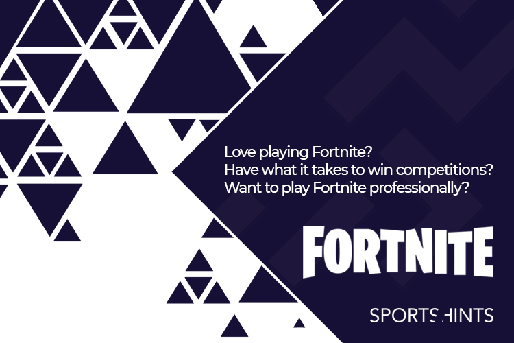 Sports Hints | Fortnite eSports Team Registration