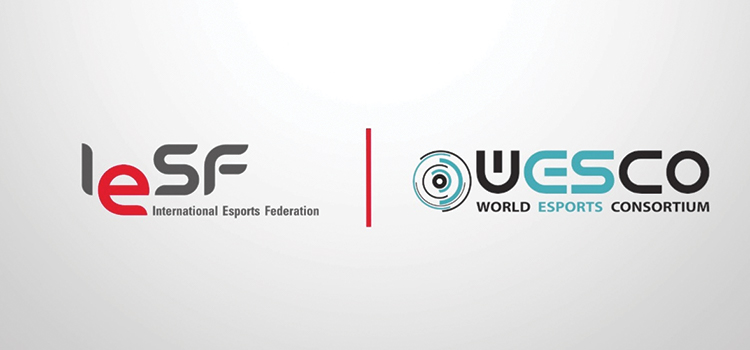 International Esports Federation and World Esports Consortium sign memorandum