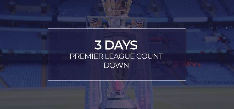 PREMIER LEAGUE RESTART!!!! 3 days and counting…