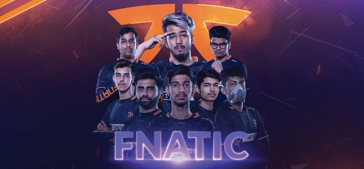 Fnatic enters partnership with Indian streaming platform