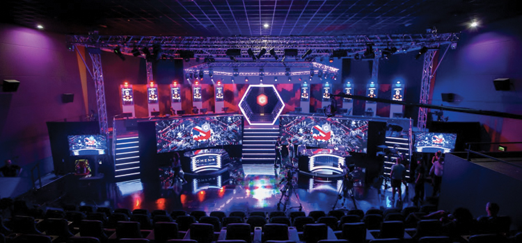 Gfinity and Abu Dhabi Motorsport Management enter 5 year deal