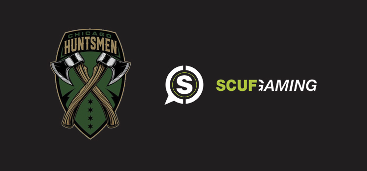 Chicago Huntsmen partner with SCUF Gaming