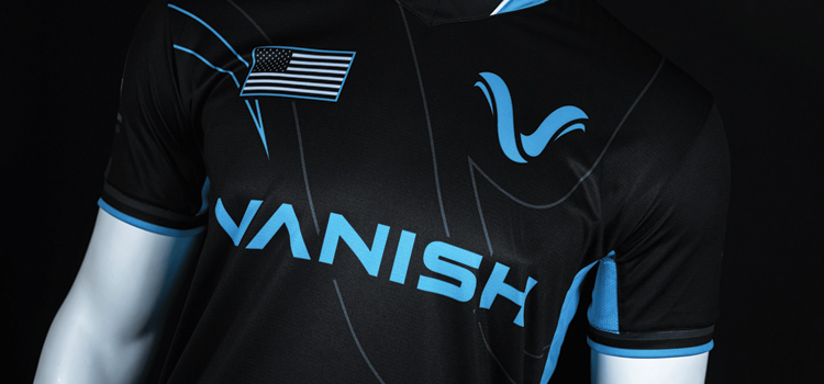 DTS sponsor Team Vanish in one year agreement