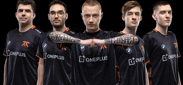 Fnatic renews partnership with OnePlus