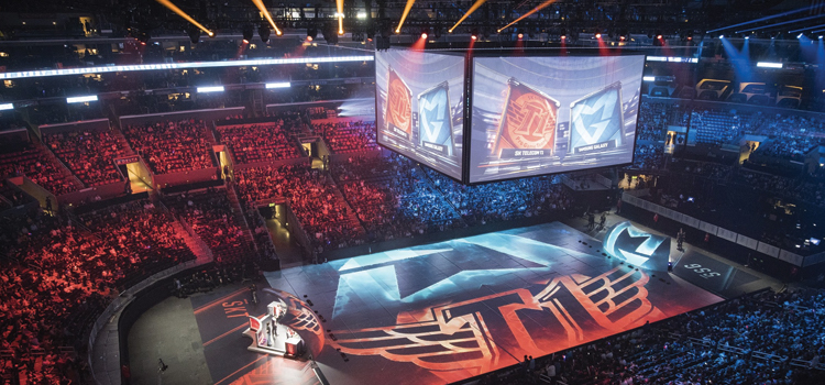Riot Games secure Getty Images as official imaging partner