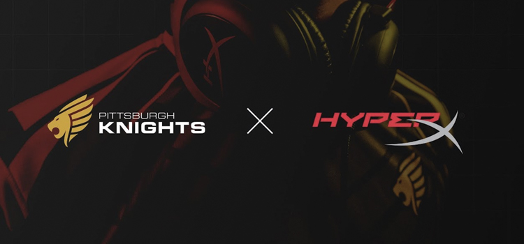 Pittsburgh Knights extends partnership with HyperX