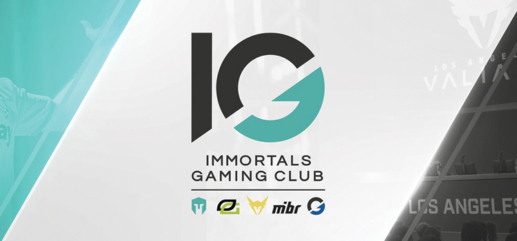 Immortals Gaming Club announced ALL33 as official chair partner