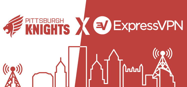 ExpressVPN partners with Pittsburgh Knights