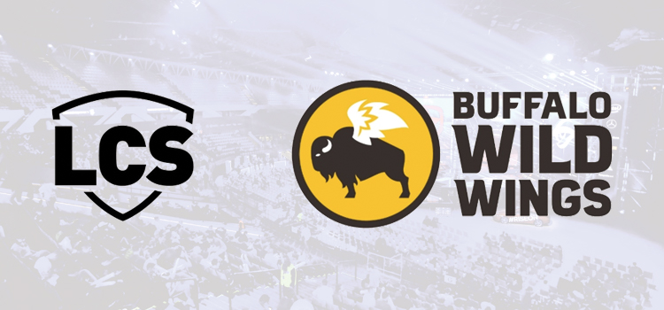 Riot Games LCS partners with Buffalo Wild Wings