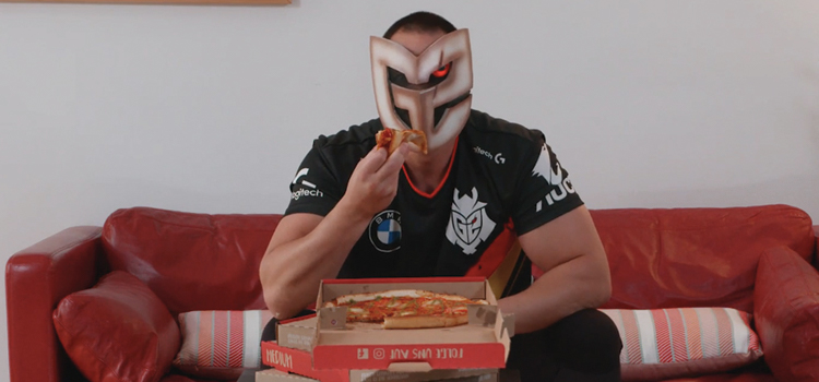 G2 Esports adds Domino's Pizza as official restaurant partner