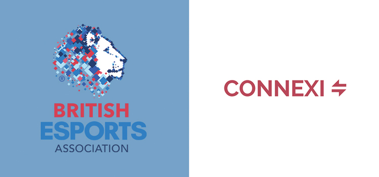 Connexi partner with the British Esports Association
