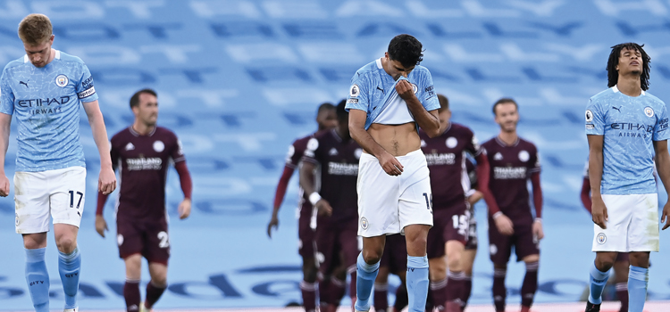 Manchester City: One leaves and another joins