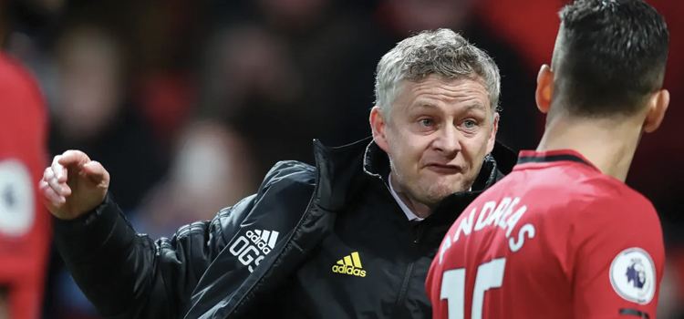 Ole Gunnar Solskjaer: It's not my job!!!