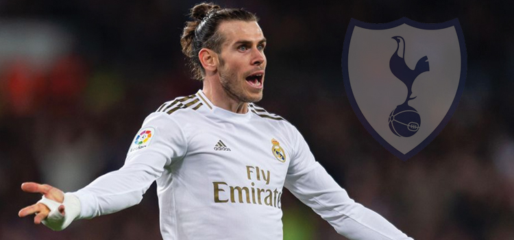 Gareth Bale: Close to returning to record breaking club