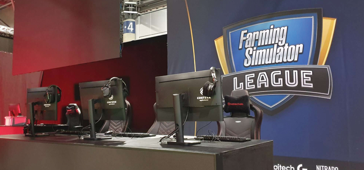Farming Simulator League finds sponsors for third season