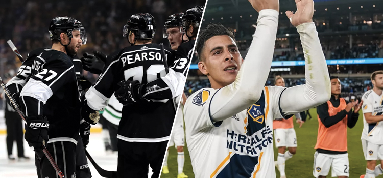 Esports Entertainment Group enters deal with LA Kings and LA Galaxy