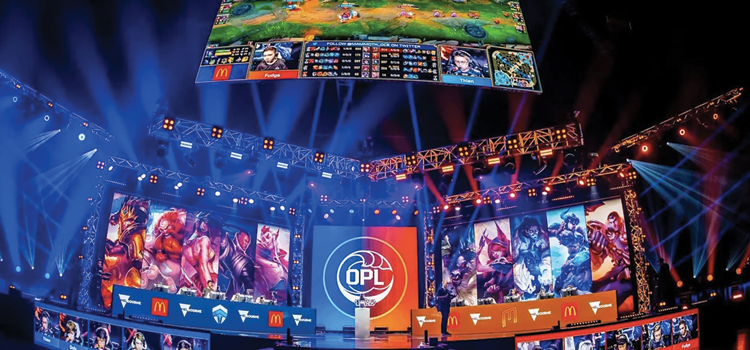 Riot Games terminates Oceanic Pro League