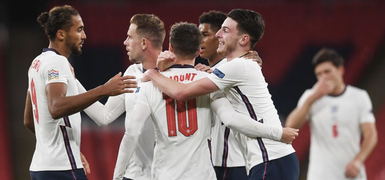 England: Southgate's team shows class against the worlds best