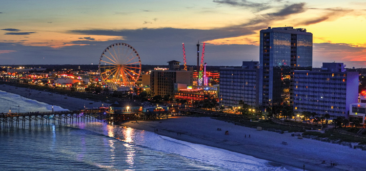 Visit Myrtle Beach partners with AYCE and Harena Data