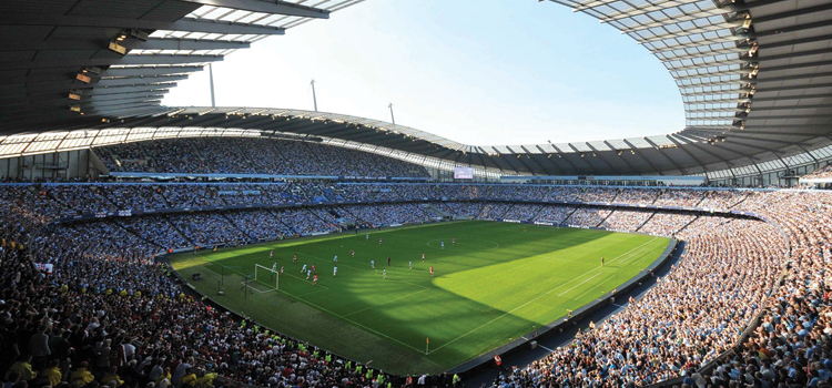 Football: Fans allowed into English stadiums