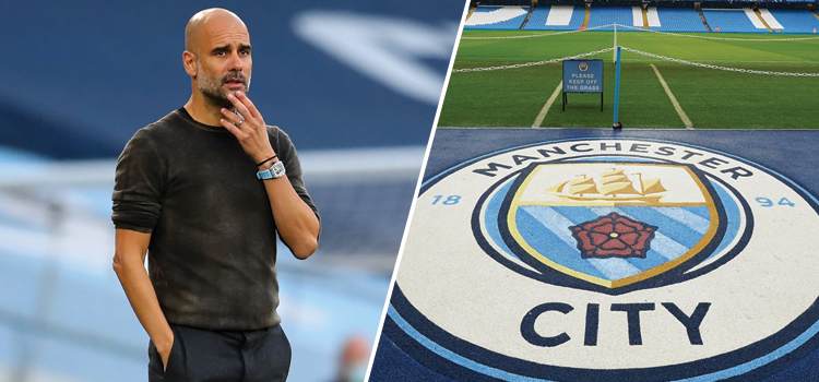 Guardiola signs 2-year extension continuing City career