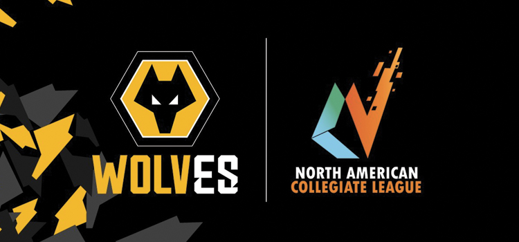 Wolves Esports partner with North American Collegiate League