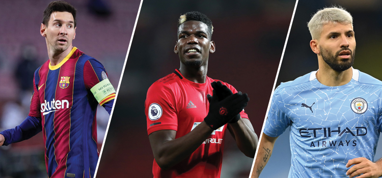 Messi, Pogba and Aguero – Transfer Gossip and Rumours