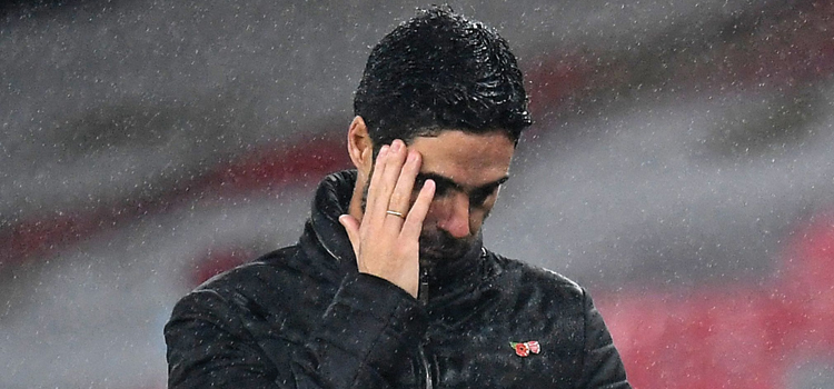 Arsenal: Arteta failing as Gunners manager!!