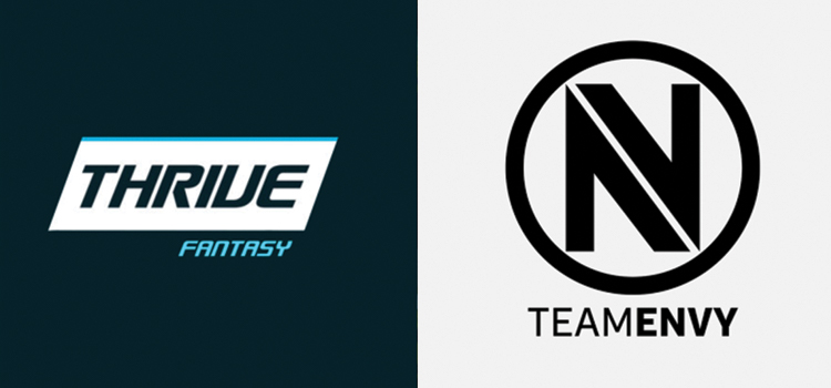ThriveFantasy partners with Envy Gaming